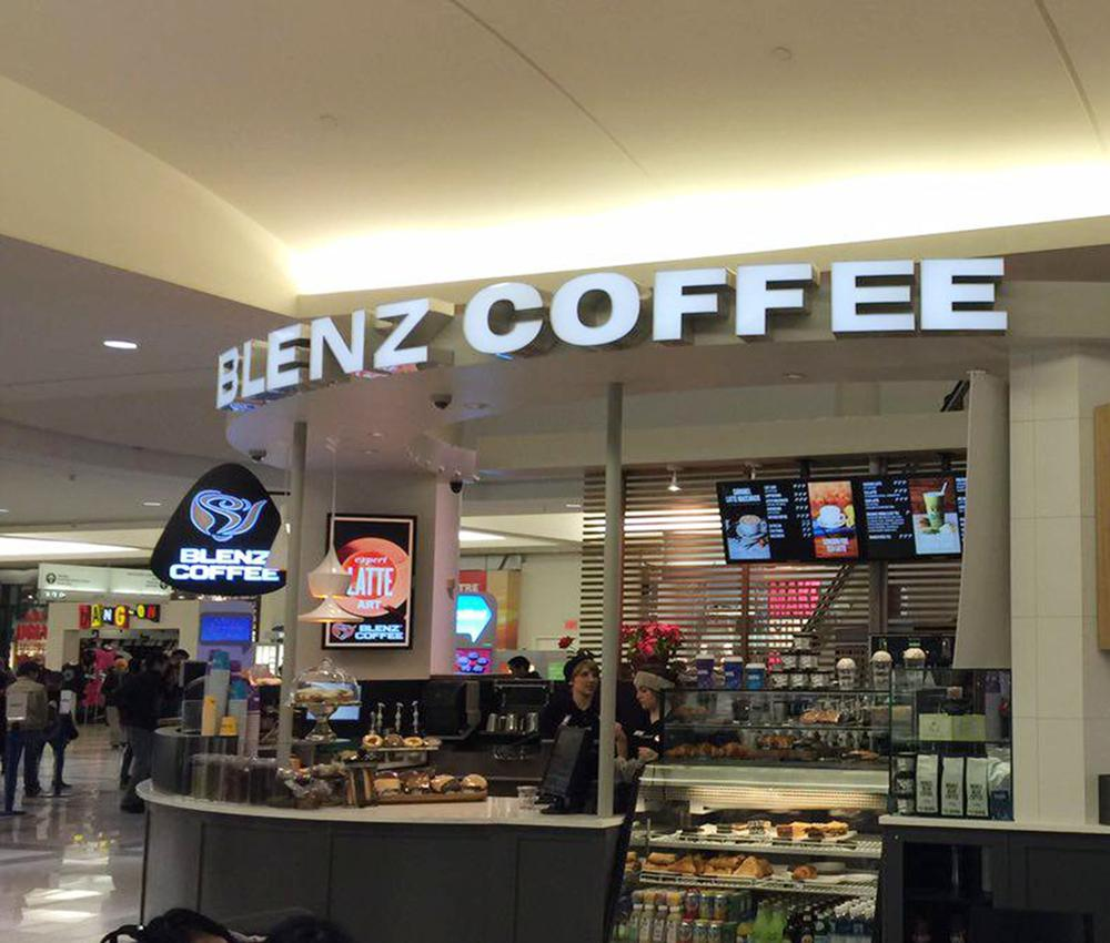 Blenz Coffee Store
